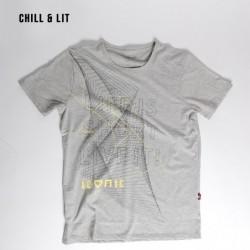 T-shirt Graphique Géométrique