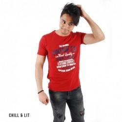 """T-shirt Graphique """"Vintage Co"""""""