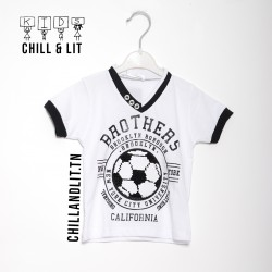 T-Shirt Garçon Ballon en...