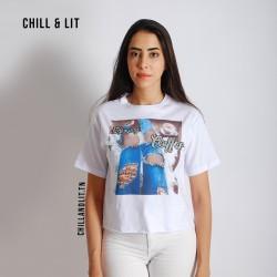 T-Shirt Graphique Femme