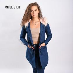 Manteau Avec Capuche en...