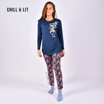 Pyjama 2 Pièces 100% Coton...