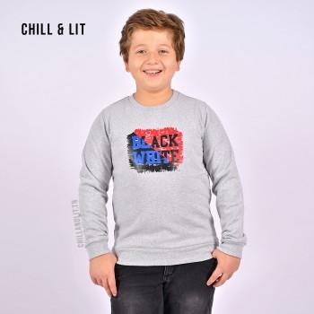 Sweatshirt Garçonnet Graphique