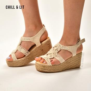 Sandales Compensées Halfa