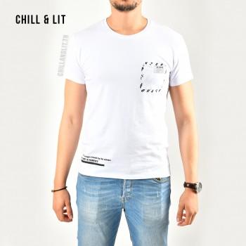 T-Shirt Homme Graphique En...