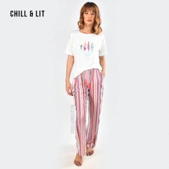 Pyjama T-Shirt + Pantalon...